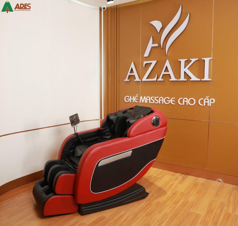 Hinh anh doc dao cua Ghe Massage Azaki CS20