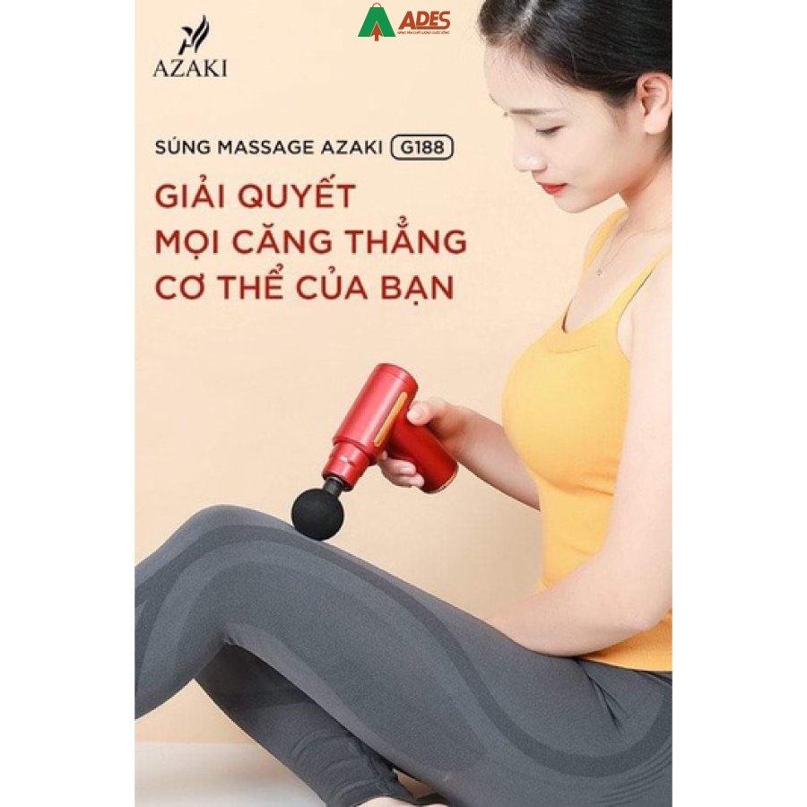 May Massage Azaki G188 gia soc