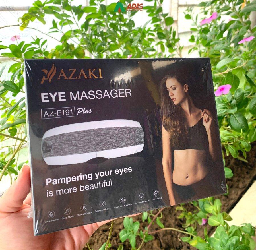 May Massage Azaki 4D AZ E191 Plus gia re